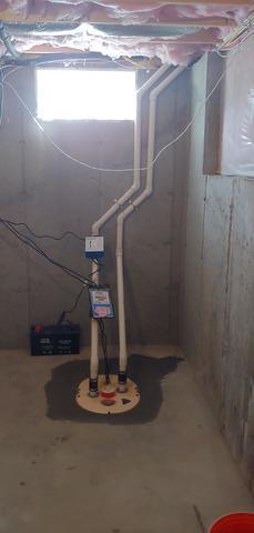 Sump Pump in Bridgewater, MA