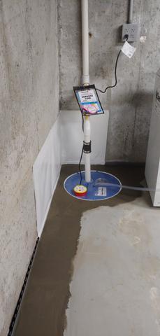 Basement Waterproofing in Plympton, MA