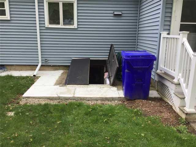 TrenchDrain™ Prevents Basement Flooding in Oxford, MA