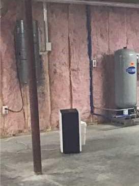Double Sump Pump Installation Keeps Belchertown, MA Basement Dry
