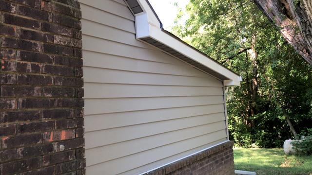 Craneboard Vinyl Siding Installed on Kansas City, MO Home