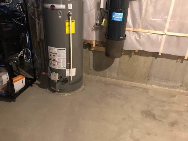 Longmeadow, MA Basement Waterproofing with Sump Pump and WaterGuard