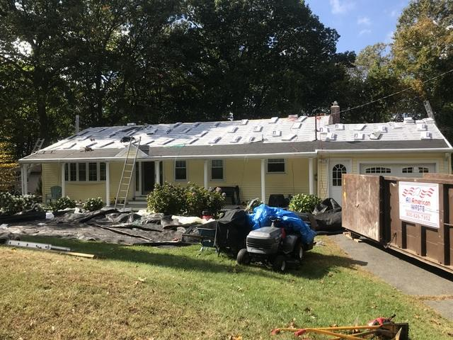Ansonia, CT Roof Replacement