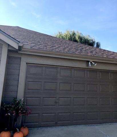 Hail Claim Roof Replacement in Gardner, KS