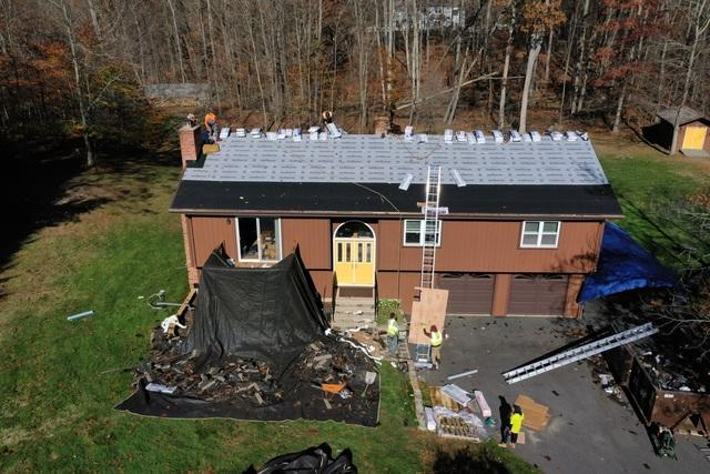 Roof Replacement in Southbury, CT