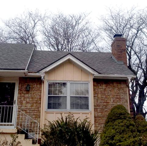 Roofing Installation Because of Wind Damage in Grandview, MO