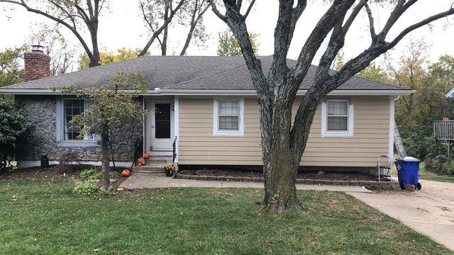 Siding on Home in Olathe, KS had Wood Rot and Needed Replaced