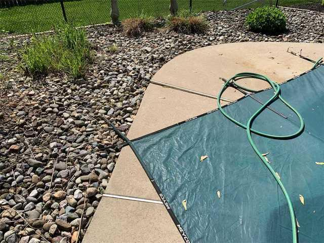 Pool Deck Raising with PolyLevel