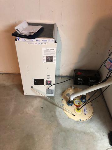 Dehumidifier Addition in Bridgewater, MA