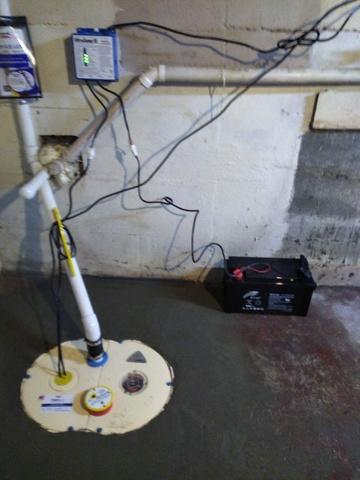 Sump Replacement to Sell in Wrentham, MA