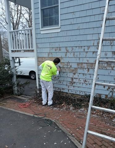 Exterior Painting in Guilford, CT