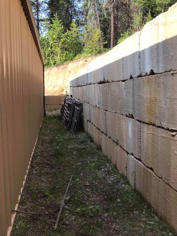 Wall Sinking?