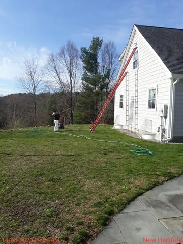 Exterior Painting in West Hartford, CT