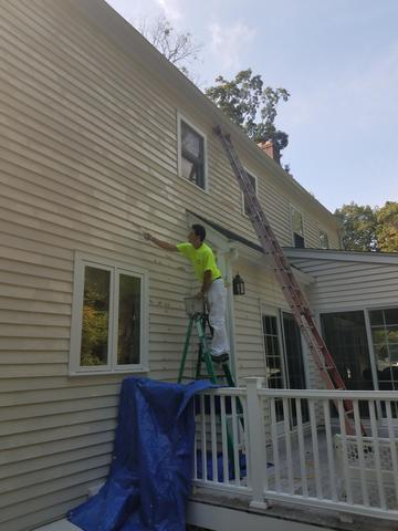 Exterior Painting in Madison, CT