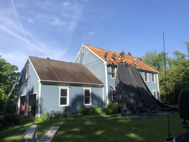 Southbury, CT Roof Replacement