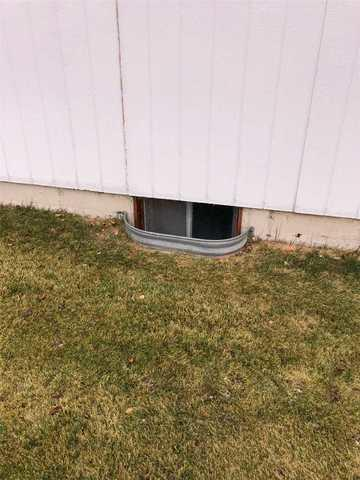 What is a egress window?