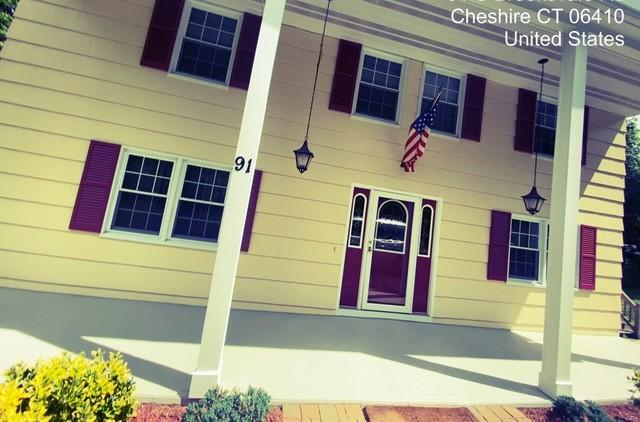 Exterior Painting in Cheshire, CT