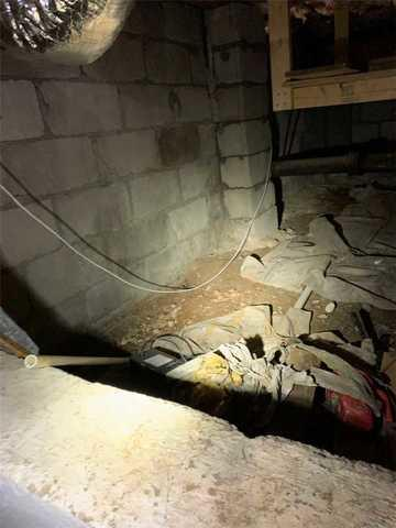 Basement and Crawl Space waterproofed in Greenville, SC
