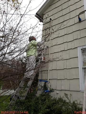 Lead Paint Removal in Fairfield, CT