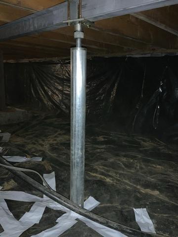 Sagging Floors -  Clear Brook,VA