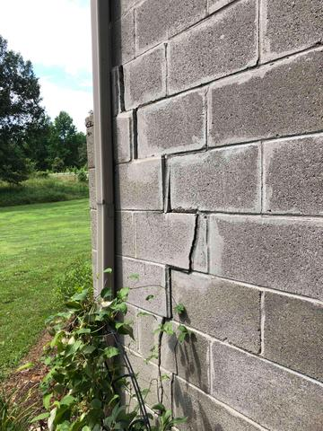 Foundation Issues in Lewisport, KY