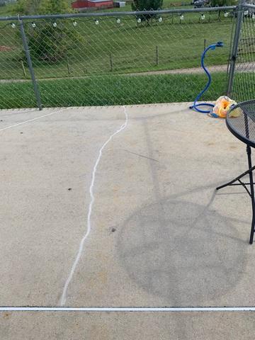 Concrete Repair - Max Meadows