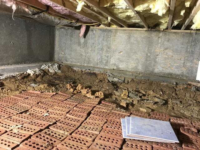Crawl Space Encapsulation - Gaithersburg,MD