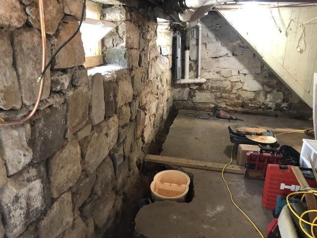 Basement Waterproofing - Walkersville,MD