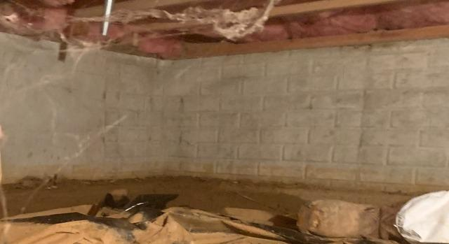 Crawl Space Encapsulation - Charlottesville,VA