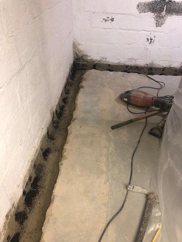Basement Waterproofing in Bernardsville, NJ