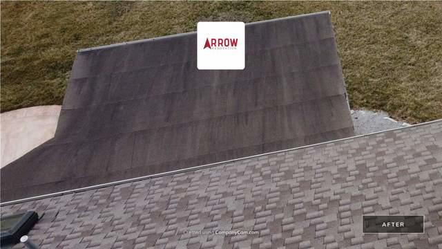 Flat Roof Replacement on Back Porch in Louisburg, KS