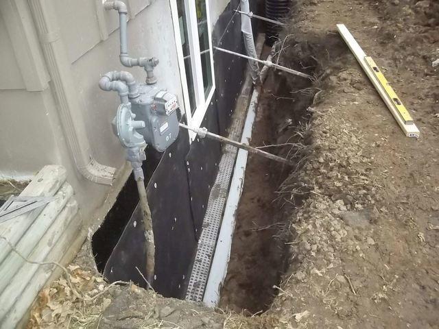 Waterproofing