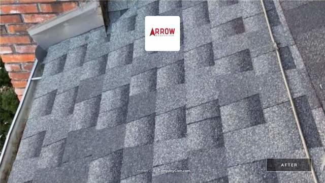 Roof Repair on the Back of a Customer's Home in Olathe, KS