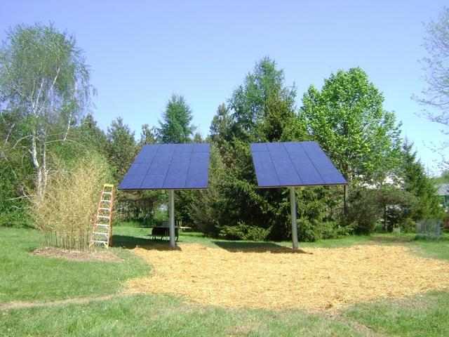 7.2 kW Solar Energy System Installed for a Newark, NY Customer