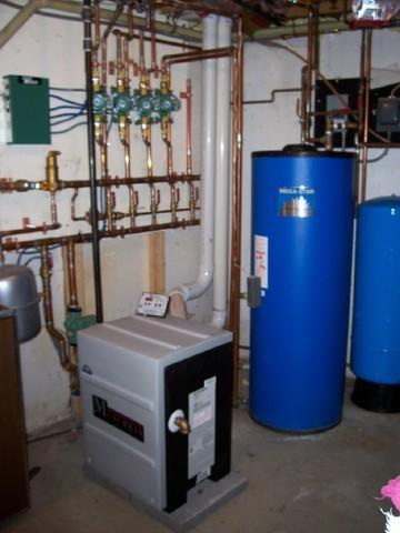 Munchkin Boiler System Installation in NY