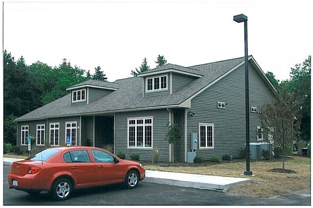 New Energy Efficient Building for Dr. Dentes DDS in Cortland, NY