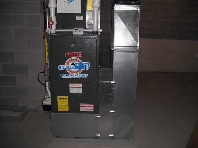 Halco Replaces Furnace for Weedsport Longtime Customer with a Goodman 95% G...