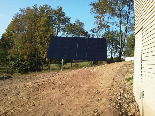 8.1 kW Solar Electric System Installation in Blossvale, New York