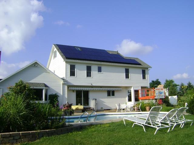 Halco Installs a 7.2 kW Solar Electric System on a Bethany, NY Home