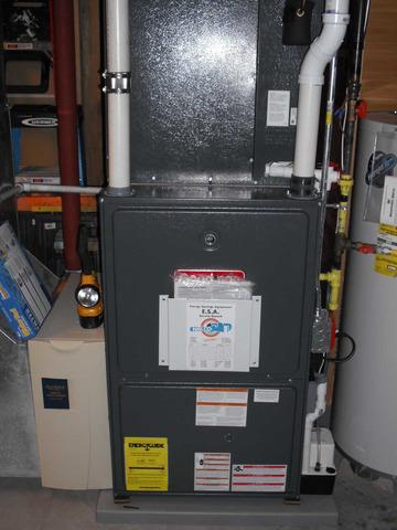 Longtime Marion, NY Customer Upgrades Gas Furnace