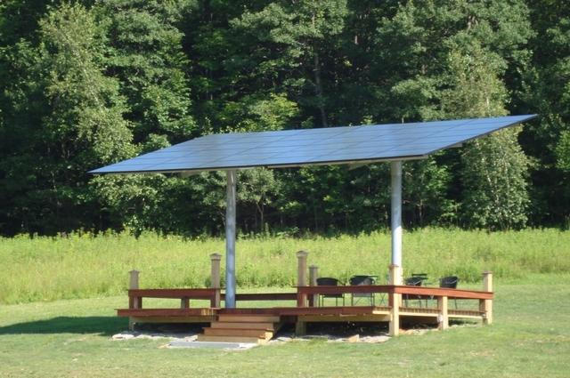 Brooktondale, NY Home Improves Efficiency with a 8.1 kW Solar Electric Syst...