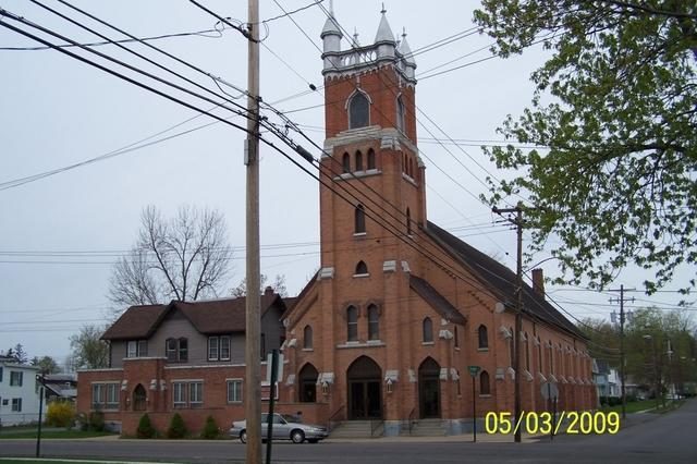 Furnace Repair in Clyde, NY at St. John's Catholic Church