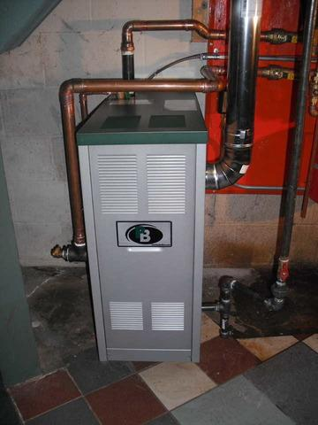 Peerless Hot Water Boiler and Boiler Board in Clifton Springs, NY
