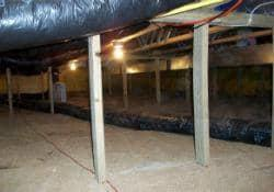 Home Humidity Problems Solved With Crawl Space Encapsulation