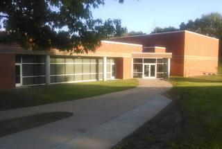 Foundation Piering at Elementary School