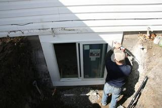 Egress Window Provides Light and an Escape