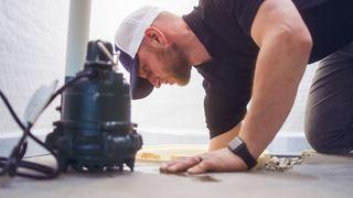 Sump Pump Ensures Dry Basement in Grand Island | Thrasher