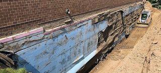 Ho Chunk - WITCC Retrofit Push Piers