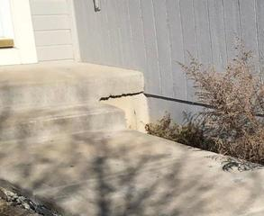 Concrete Leveling, Large Voids Filled in Louisburg, KS