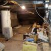 Encapsulation of a crawl space in Bois-Des-Fillion, Qc